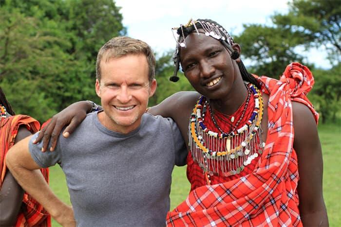 Luxury volunteer vacation Kenya