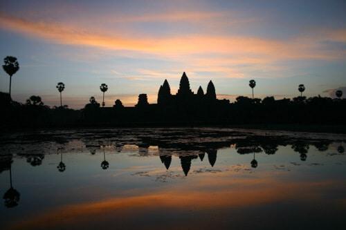 Luxury family voluntourism Cambodia