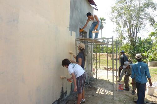 Luxury volunteer adventure in Cambodia