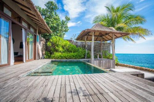 Eco-luxury hotel Cambodia