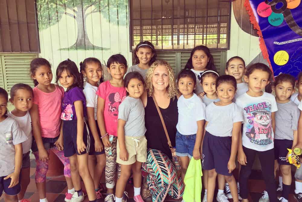 Luxury family volunteer vacatoin Costa Rica
