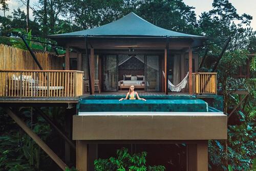 Eco-luxury hotel Costa Rica