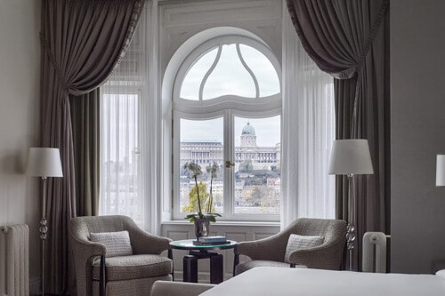 Eco-luxury hotel Hungary