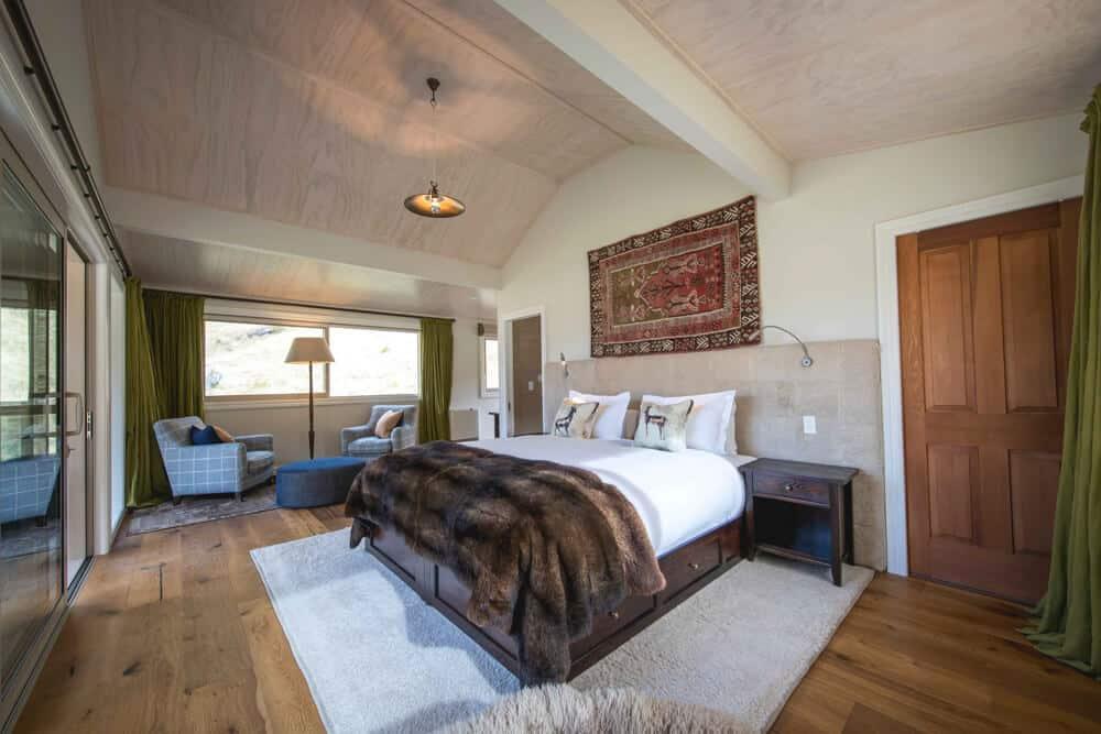 Eco-luxury hotel NZ