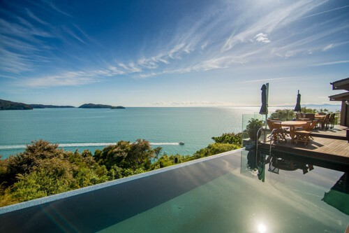 Meaningful luxury vacation NZ
