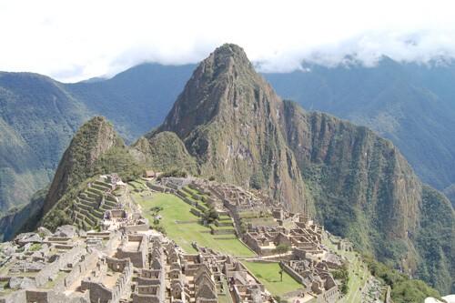Luxury voluntourism Peru