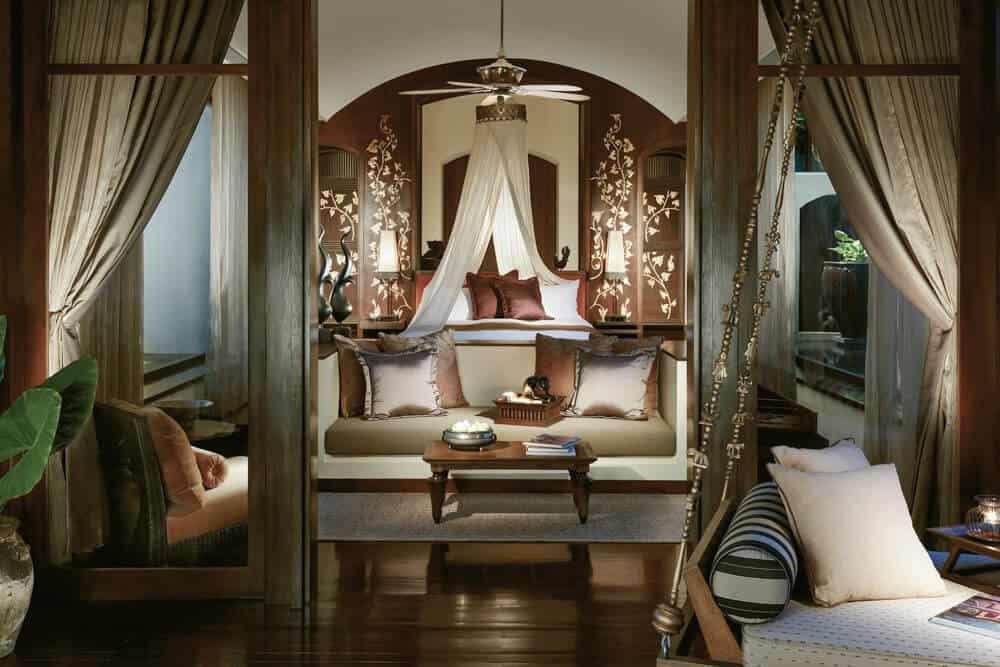 Eco-luxury hotel thailand
