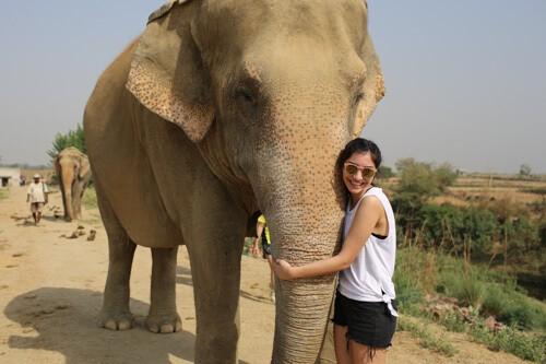 Family bonding vacation thailand