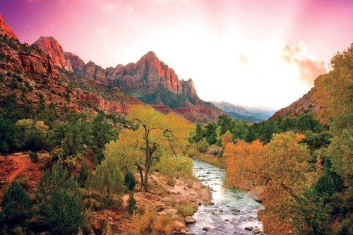 Luxury volunteering trip nature in USA