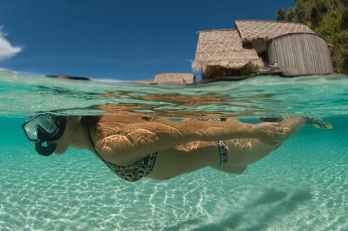 Luxury family volunteer vacation Indonesia