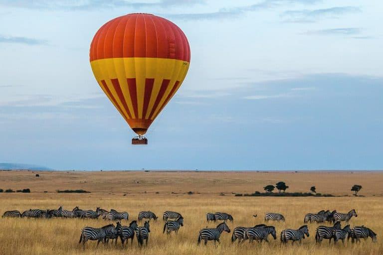 Meaningful luxury trip in Kenya