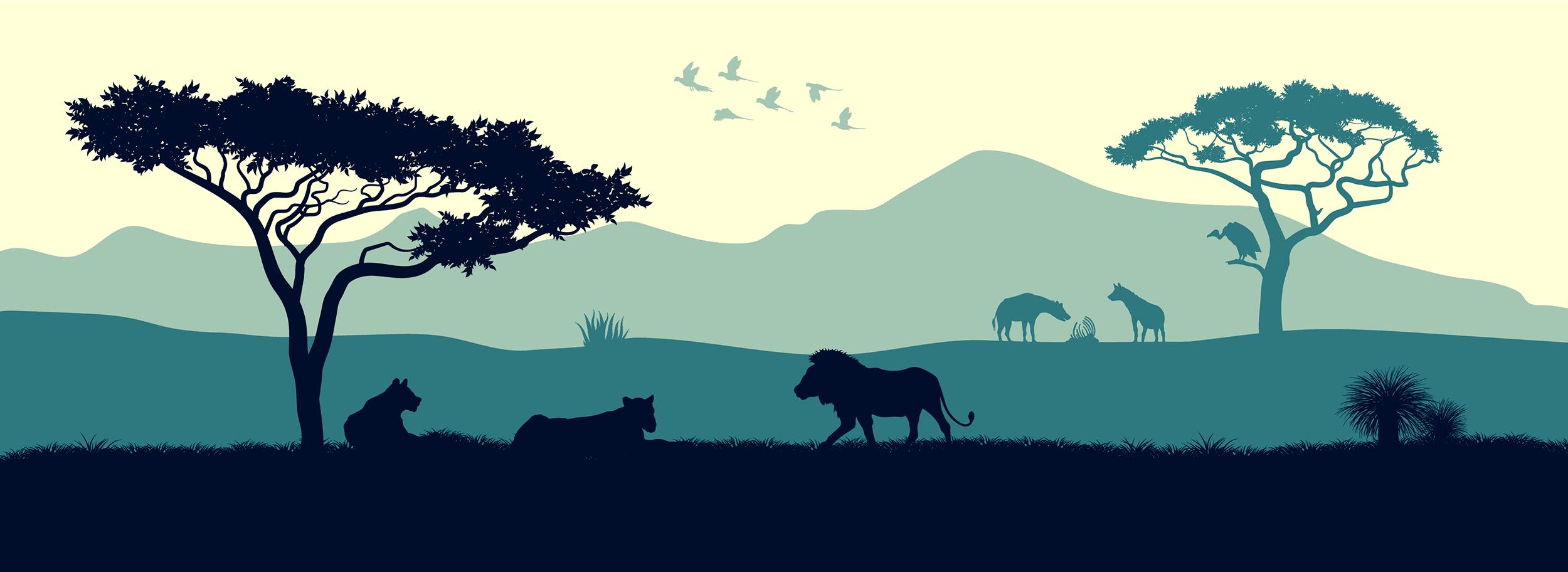 Wildlife graphic image