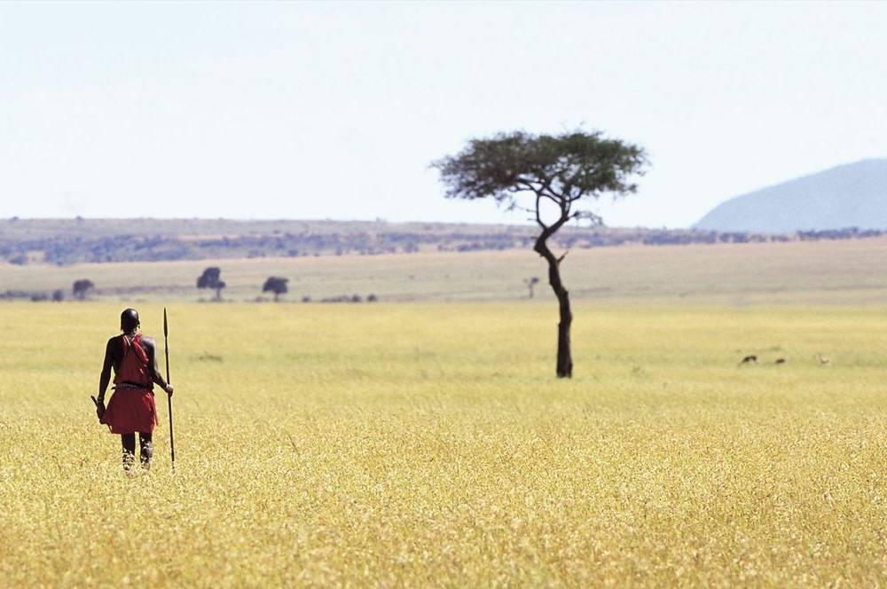 Luxury volunteering vacation kenya