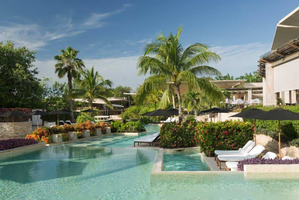 fulfilling luxury vacation Mexico