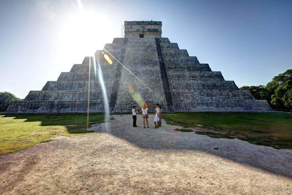 luxury voluntourism Mexica