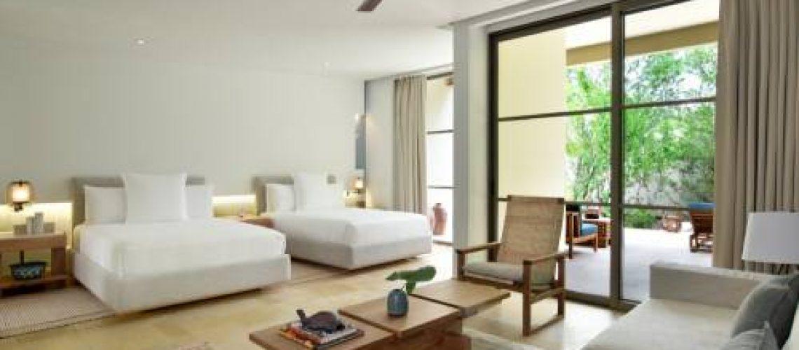 Eco-luxury hotel Mexico